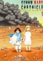 gunnm alita mars chronicle 1-yukito kishiro-9788491461302