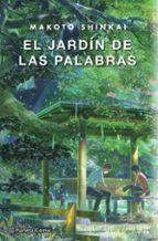el jardin de las palabras (novela)-makoto shinkai-9788491469902