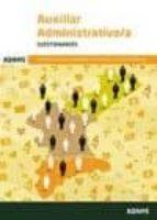 auxiliar administrativo/a cuestionarios conselleria de sanidad universal y salud publica 9788491471202