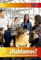 hablamos: manual de conversación para estudiantes de español (ebook)-jose luis sanchez melgarejo-9788491600602