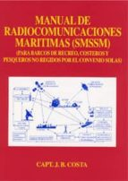 manual de radiocomunicaciones maritimas (smssm) 9788493349202