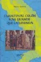 christoval colon: mas grande que la leyenda marisa azuara 9788493608002