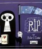 rip 1: angeles y demonios (comic) aitor eraña 9788493793302
