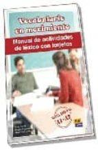 vocabulario en movimiento: manual de actividades de lexico con ta rjetas (nivel inicial a1-a2)-iñaki tarres-sergio prymak-arantxa calderon-9788495986702