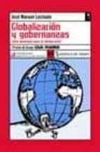 Descargue archivos pdf gratuitos de libros Globalizacion y gobernanzas