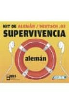 aleman, kit de supervivencia (libreto + cd mp3) catherine raisin 9788496481602
