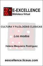 los modos (ebook) helena maqueira rodríguez 9788498220902