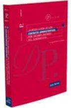 la resolucion de los contratos administrativos por el incumplimie nto del contratista (2ª ed.)-concepcion barrero rodriguez-9788498984002