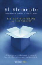 el elemento-ken robinson-9788499083902