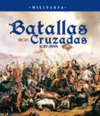batallas de las cruzadas-9788499281902