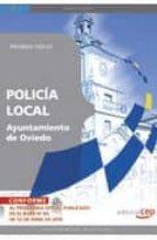 POLICIA LOCAL DEL AYUNTAMIENTO DE OVIEDO. PRUEBAS FISICAS