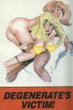 degenerate's victim - erotic novel (ebook)-9788827536902