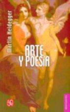 arte y poesia-martin heidegger-9789681600402