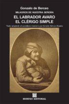 el labrador avaro. el clérigo simple (texto adaptado al castellano moderno por antonio gálvez alcaide) (ebook)-cdlap00002702