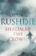 shalimar the clown-salman rushdie-9780224061612