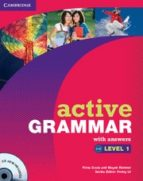 active grammar with answers and cd-rom   level 1-9780521732512