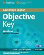 objective key (workbook without answers)-annette capel-wendy sharp-9781107699212