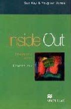 inside out. workbook (elementary) (cd pack without key)-philip kerr-sue kay-vaughan jones-9781405028912
