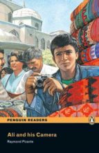 penguin readers level 1: ali & his camera (libro + cd) raymond pizante 9781405878012