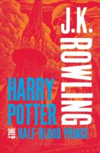harry potter and the half-blood prince-j.k. rowling-9781408835012