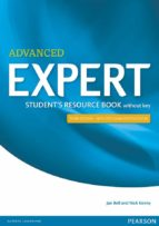 expert advanced 3rd edition student s resource book without key 9781447980612