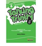 talking trinity elementary stage student s book grade 6 + cd-9781859646212