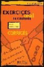 exercices d oral en contexte corriges (niveau debutant) 9782011551412