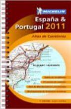 atlas de carreteras españa y portugal 2011 9782067155312
