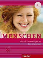 menschen a1: deutsch als fremdsprache / intensivtrainer mit audio cd 9783190419012