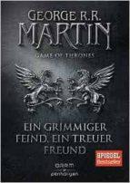 game of thrones   ein grimmiger feind, ein treuer freund george r.r. martin 9783764531812