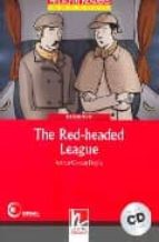 the red-headed league (incluye audio cd)-9783852720012