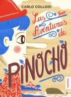 las aventuras de pinocho-carlo collodi-9788408173212