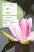 el corazón del cosmos thich nhat hanh 9788408185512
