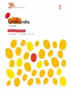 cuadernos educacion primaria ortografía-aurora usero-letrilandia 2-9788414010112