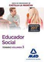 educadores sociales de la junta de comunidades de castilla la mancha. temario especifico 9788414203712