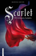 cròniques lunars ii. scarlet (ebook)-marissa meyer-9788415745112