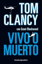 vivo o muerto (b4p) tom clancy 9788415870012
