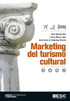 marketing del turismo cultural-9788416462612