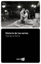 historia de las series toni de la torre 9788416498512