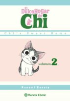 el dulce hogar de chi. tomo 2-konami kanata-9788416543212