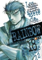 rainbow nº 18 george abe 9788417276812