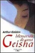 memorias de una geisha-arthur golden-9788420430812