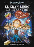 el gran libro de inventos del pequeño leo da vinci-christian galvez-9788420483412
