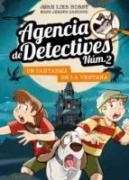 agencia de detectives nº 2: 10. un fantasma en la ventana jorn lier horst 9788424663612