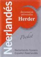 neerlandes (diccionarioas universales): nederlands spaans español  neerlandes 9788425422812