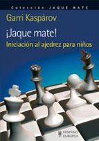¡jaque mate!-garri kasparov-9788425520112