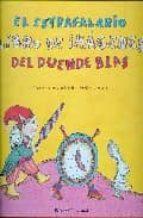 el estrafalario libro de imagenes del duende blas emmanuelle houdart 9788426137012