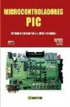 microcontroladores pic enrique mandado 9788426714312
