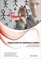 organizacion de reuniones y eventos luisa cristina cabero soto 9788428333412