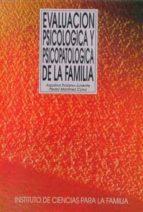 evaluacion psicologica y psicopatologica de la familia pedro martinez cano aquilino polaino lorente 9788432131912